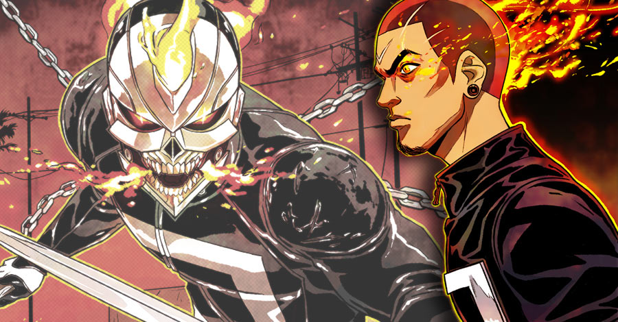 who is robbie reyes quotagents of shieldsquot ghost rider cbr