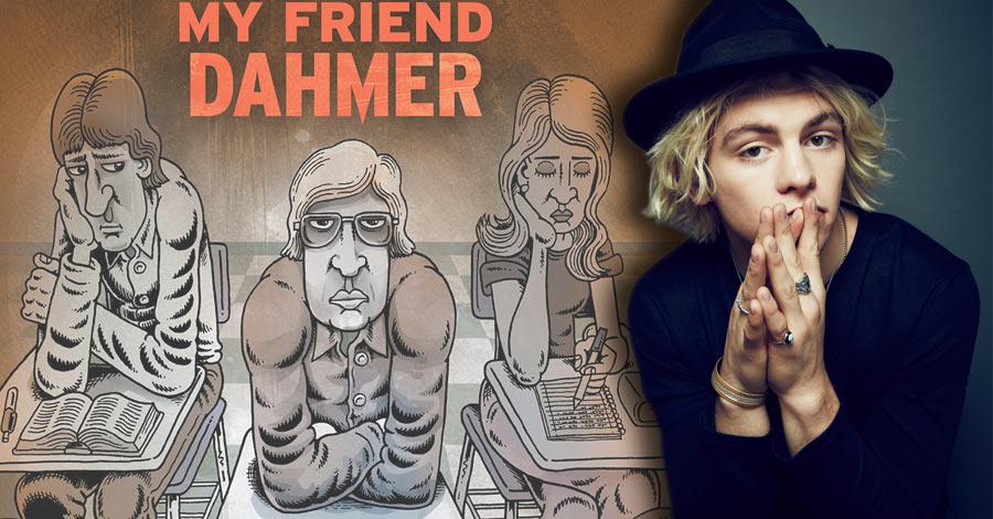 "Derf's ""My Friend Dahmer"" Film Casts Young Jeffrey Dahmer"