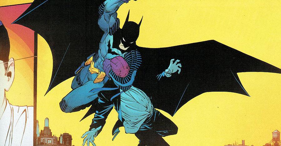 """Batman's"" Gotham Was... Scott Snyder and Greg Capullo"