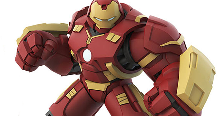 SDCC EXCL First Look At Disney Infinity 30 Hulkbuster