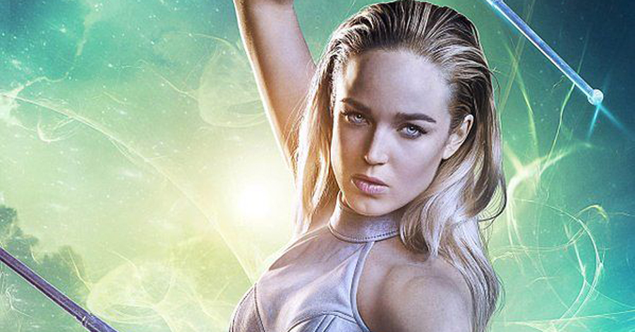 """Caity Lotz Reveals Title for First Episode of """"Legends of Tomorrow"""" S2"""