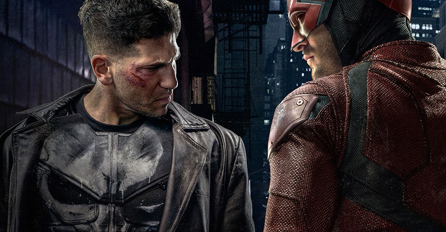 "Jon Bernthal says Frank Castle from ""Daredevil"" Season 2 ""Is Not The Punisher"""