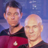 TV Legends Revealed   'Star Trek: TNG' Wouldn't Air Episode With Gay Crewmen?