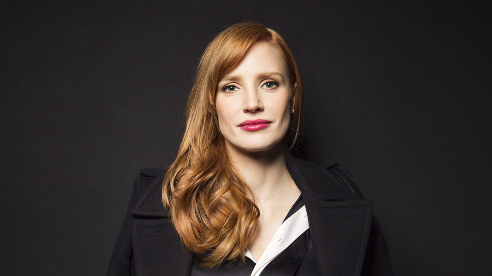 'The Hunstman' Snares ... Jessica Chastain