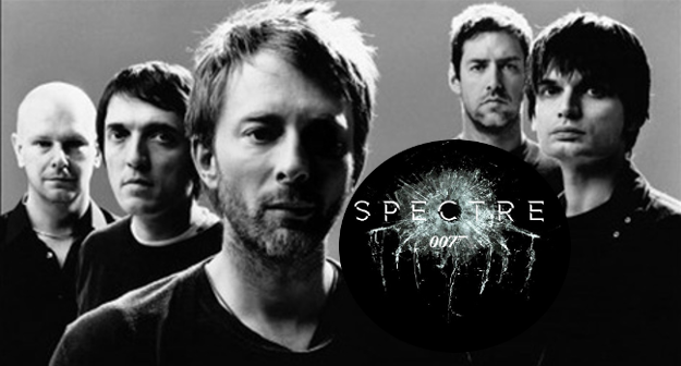 Is Radiohead's discarded 'Spectre' song better than Sam Smith's official 'Bond' theme?