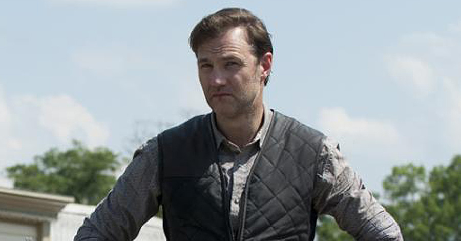 david morrissey physics