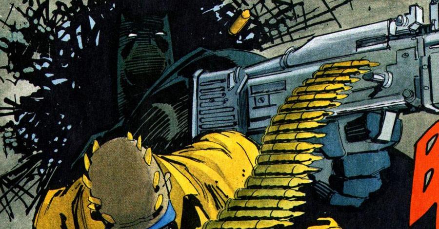Batman - The Dark Knight Returns [CBR - ENG] torrent ...