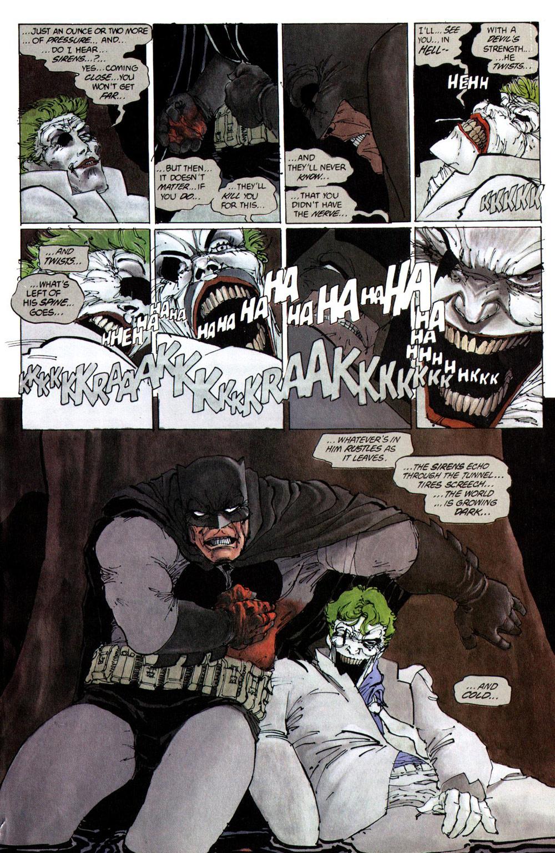 Batman: The Dark Knight Returns [Español] [Mega]