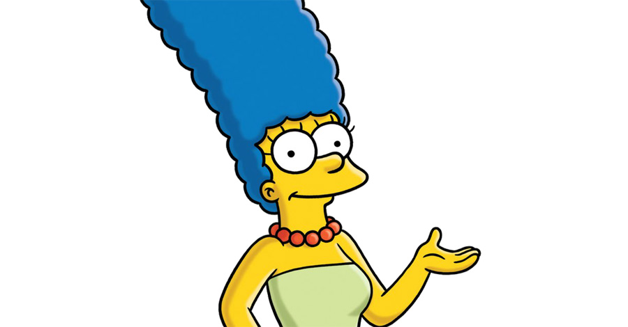 Tv legends revealed does marge simpson have rabbit ears - Marge des cuisinistes ...